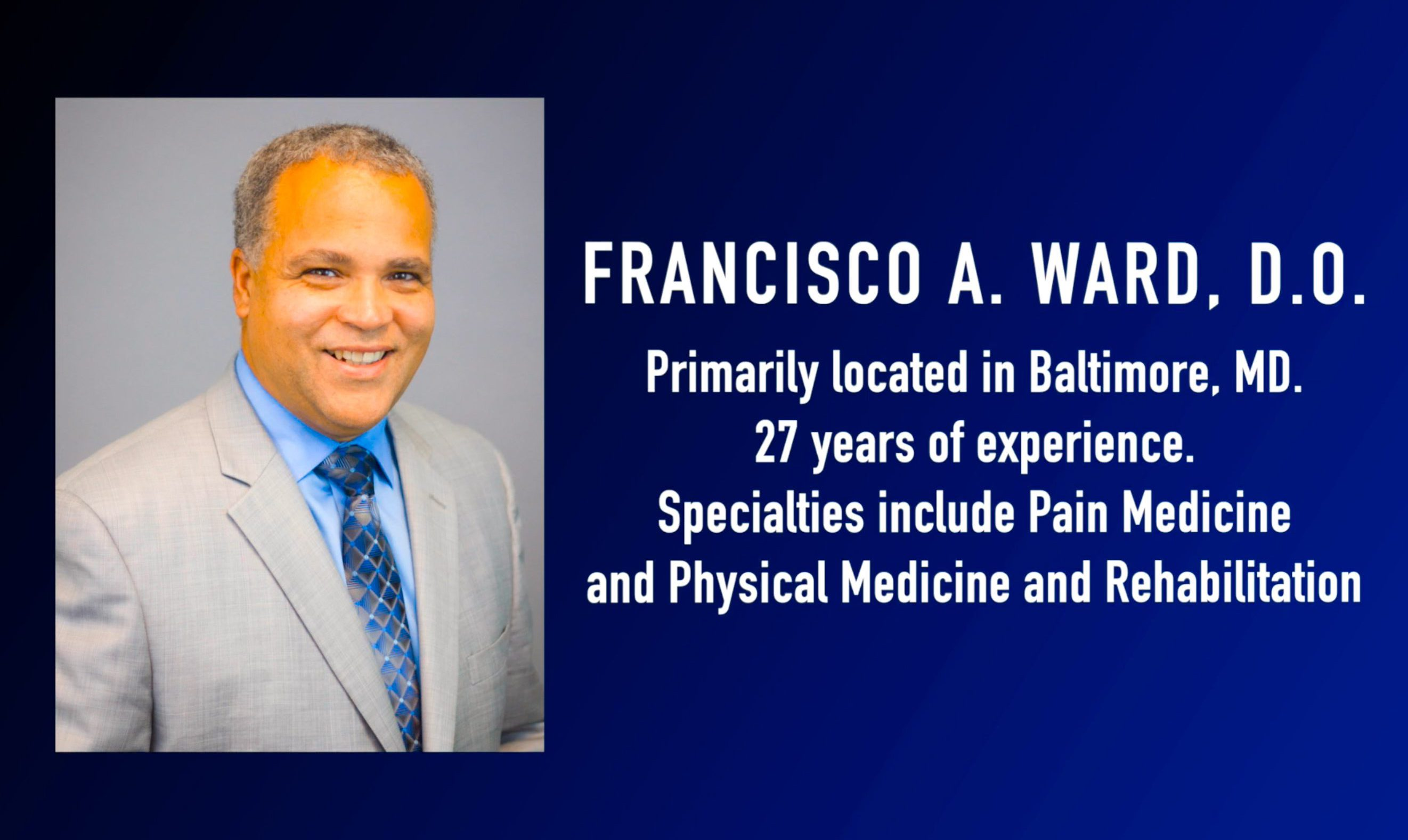 ezGreen | Physician Testimonial | Francisco A. Ward | METRC + HIPPA Compliant