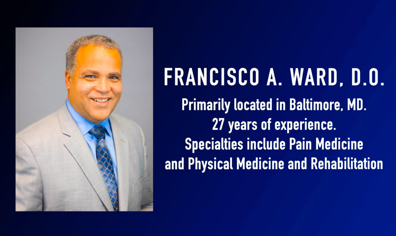 ezGreen | Physician Testimonial | Francisco A. Ward | METRC + HIPPA Compliant